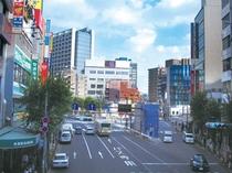 荻窪駅前(青梅街道)