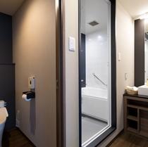 エグゼクティブデラックスダブル バスルーム