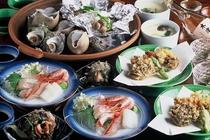海鮮宝楽焼プラン