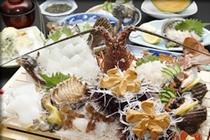 料理例【豪華舟盛り!】