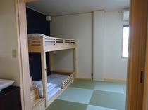 9畳タイプの居室左側