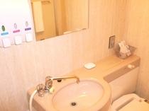 【浴室】シングルのバスルーム
