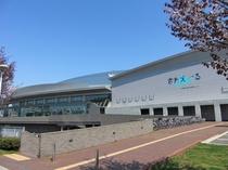 北海道立総合体育センター「きたえーる」