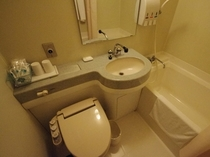 【浴室】ツインのバスルーム
