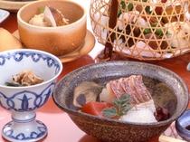 京料理会席11品イメージ