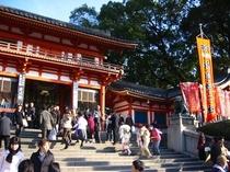 名所旧跡-八坂神社3