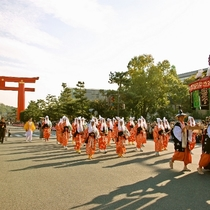 【周辺情報】時代祭