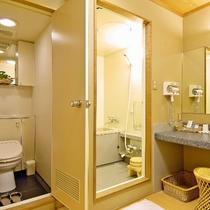 【客室】トイレ・バスセパレートタイプ ※一例