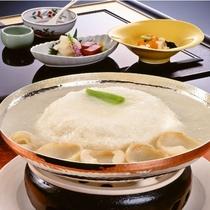 【お食事】冬季限定 みぞれ鍋 ※イメージ