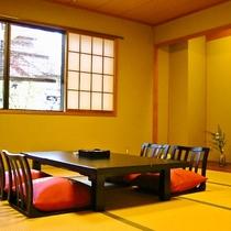 【客室】心地良い落ち着きのある和室12畳。※一例