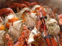 塩蒸しワタリ蟹