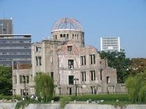 世界遺産 原爆ドーム