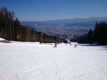 伊那スキーリゾート きのこ王国