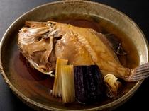 地魚一品[カワハギ煮付け]