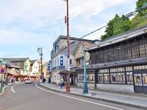 【堺町通り】