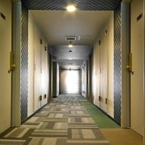 客室フロア 廊下