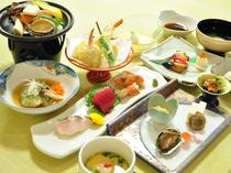 【ご夕食の一例】