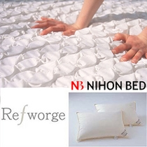 日本ベッド&リフワージュ枕