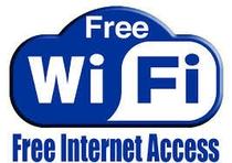 無線LAN(Wi-Fi)接続無料