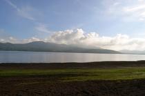 夏の山中湖②