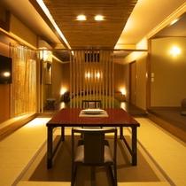 2012年4月オープン露天風呂付客室「天目」