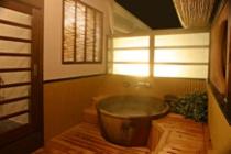露天風呂付客室「昇仙峡」