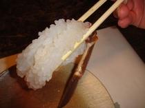 一度は食べたい♪蟹寿司