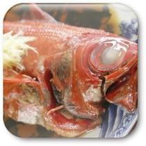 【+1品追加料理】金目鯛800g以上!煮つけ 1匹 5,250円 半身 2,625円