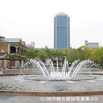ホテル観光トアロード東遊園地
