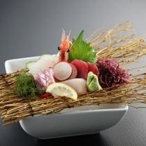 ≪ランチ≫刺身御膳(サラダ・香物付)