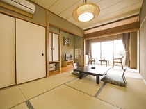 ◆和室8畳タイプバストイレ(ウォシュレット完備)