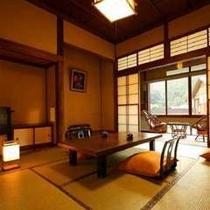 懐かしの間客室「桐壺」