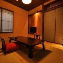 新客室の早雲の主室