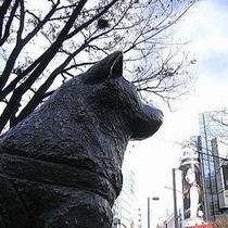 ◆渋谷ハチ公像◆