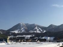 近隣スキー場(北信州木島平スキー場)