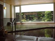 洋風呂(鳥取温泉/飲用可)