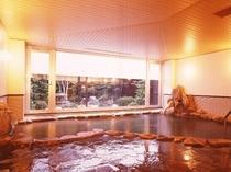 岩風呂(鳥取温泉/飲用可)