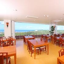 ◇開放的なオープンレストラン