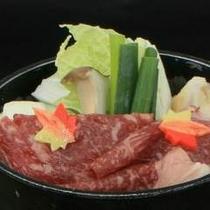 お料理イメージ(和牛すき焼き)