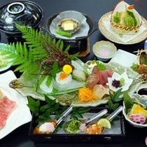 ご夕食イメージ【特選】(季節によりお料理内容は変わります。)