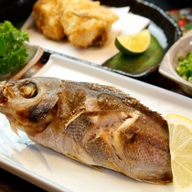 焼き魚一例