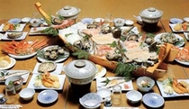 お食事イメージ:舟盛料理