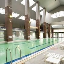 【■室内温泉プール】