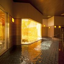 【大浴場(女湯)】お肌がツルツルになる美肌の湯です