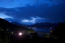 お部屋からの夜景イメージ