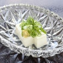 【朝食】豆腐