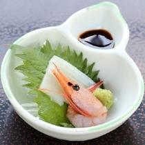 【朝食】刺身