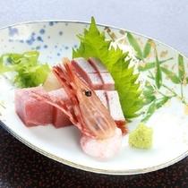 【造里】日本海の幸たっぷり