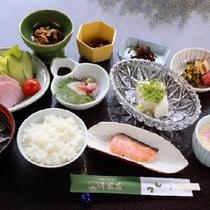 【朝食】全景