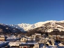 山側 景色